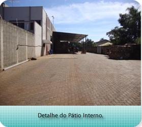 Detalhe do Pátio Interno