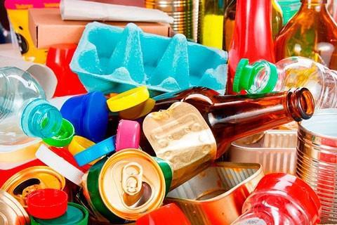 Coleta de resíduos classe 2