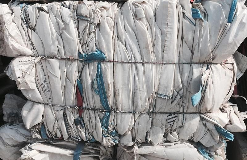 Compra e venda de big bag