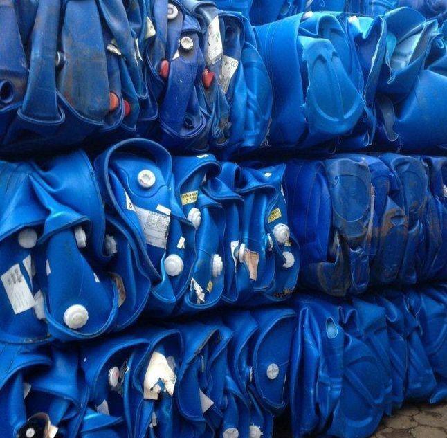 Compra e venda de plástico