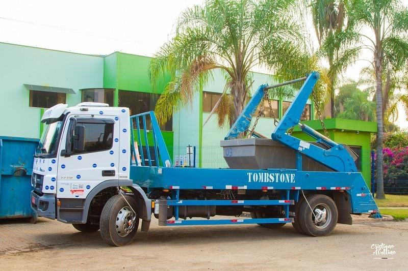 Descarte de resíduos para empresas