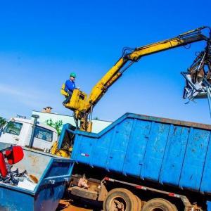 Empresa gerenciamento de resíduos industriais
